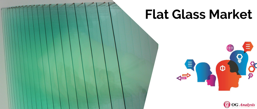 Flat Glass Market size proceeds to growth with CAGR of 9.12% through 2026