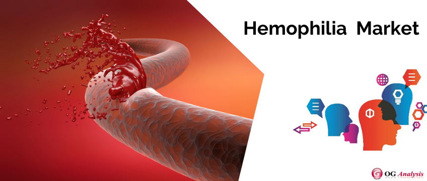 Hemophilia Market is registering a CAGR of 5.11% during the forecast period 2020 to 2026