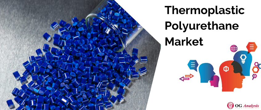 Thermoplastic polyurethane market is set to growth with CAGR of 5.68% during 2020 to 2026