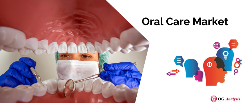 Oral Care Market is set to showcase CAGR of 3.09% in the forecasted 2020-2026